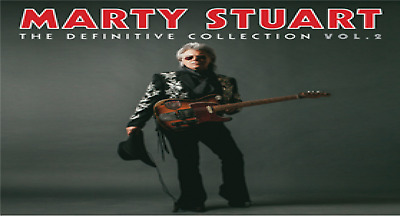 Marty Stuart The Definitive Collection Vol 2   3 CD SET  NEW(22ndMAR)