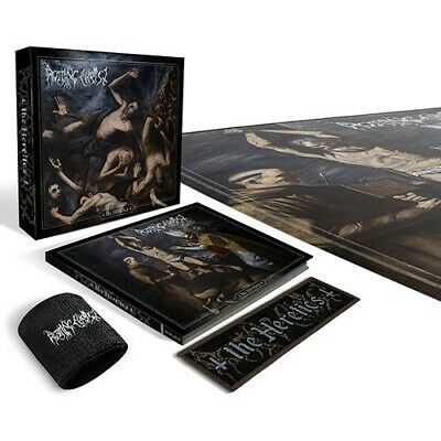 Rotting Christ – The Heretics [LIMITED EDITION BOX SET] [NEW & SEALED]