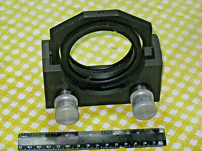 Aerotech AOM110-3 Optics Mount 3 inches with Differential Micrometers