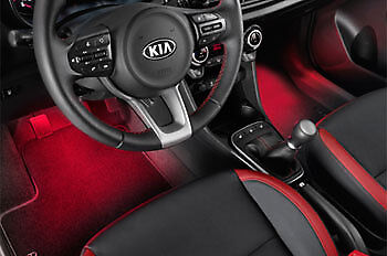 Genuine Kia ProCeed 2019-on Front Footwell Illumination - Red - 66650ADE20