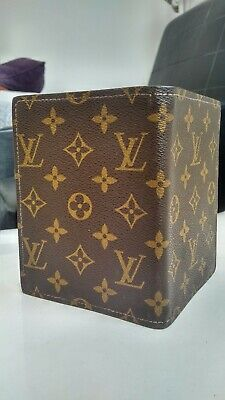 4143962e5e9 VINTAGE PORTEFEUILLE LOUIS Vuitton Elise Monogram En Toile Marron ...
