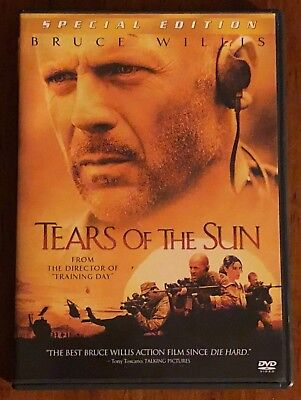 Tears of the Sun Special Edition DVD