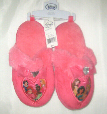 fc15c34eb14 NWT Disney Collection Girls Pink Princess Slippers pick Size 9 10 or 11 12