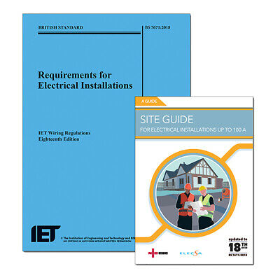 18th Edition Wiring Regulations + Inspection, Testing and Certification