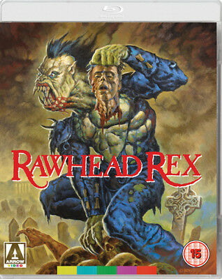 Rawhead Rex DVD (2018) David Dukes ***NEW***