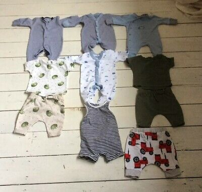 Next Baby Boy Bundle First Size Up To 7.8 Lbs