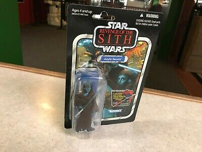 "Star Wars Vintage Collection VC58 AAYLA SECURA 3.75"" Action Figure NIP"