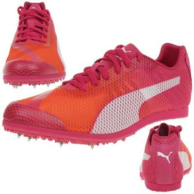6854d9f4aa1587 Puma Evospeed Star V4 Ladies Sprint Shoes Track Spikes 188534 01 Athletics