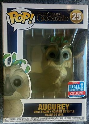 Funko Pop Augurey - Fantastic Beasts - N°25 Convention Exclusive 2018 Limited