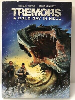 Tremors: A Cold Day In Hell (DVD) Michael Gross, Jamie Kennedy W/Slipcover