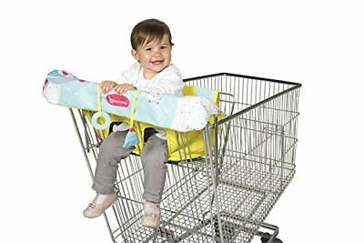 Protege bebe Caddie Chariot Microbes BADABULLE Secure Siège Chaise Haute Coussin