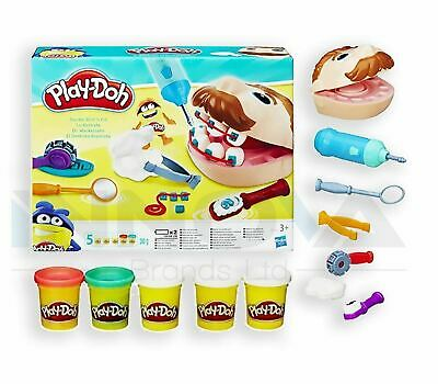 PLAY-DOH Young Kids Doctor Dentist Drill 'n Fill Family Fun Toy Play Set 3+ NEW