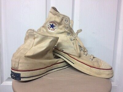 Vintage 50's-60's Blue Label Chuck Taylor All-Stars Converse