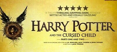 Harry Potter Melbourne Theatre ** Heavily Discounted**