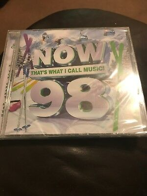 Now That's What I Call Music 98-2CD-new/sealed