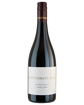 Scotchmans Hill Pinot Noir Red Wine Geelong 750mL case of 6