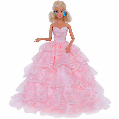 Fashion Royalty Princess Dress Outfit  Accessores Clothes For 12 in. Girl Doll