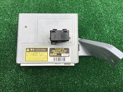 Toyota 4Runner Brake ABS TRC VSC Control  Module Unit 2001 & 2002 #89540-35270