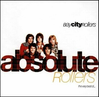 Bay City Rollers - Absolute Rollers : The Very Best Of / Greatest Hits Cd *New*