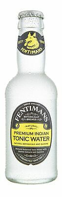 Fentiman's Tonic Water 200mL Other Drinks Screw Cap case of 24