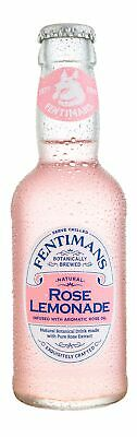 Fentiman's Rose Lemonade 200mL Other Drinks Screw Cap case of 24