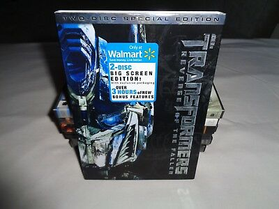 Transformers; Revenge of the Fallen 2 Disc Set Special Edition DVD (2009)