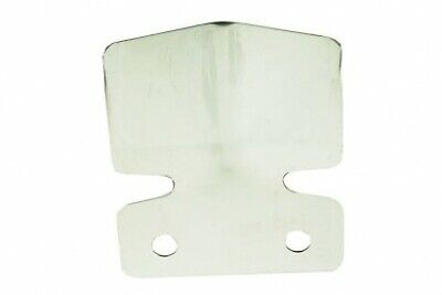 MP4645B Bumper Protector Plate Stainless Steel