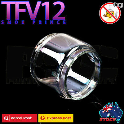 Smok Tfv12 Prince Tank Bulb Pyrex Glass Tube 8ml for Stick Prince priv mag