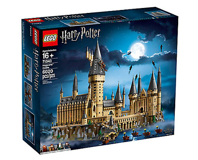 **NEW** LEGO HARRY POTTER HOGWARTS CASTLE 71043 VIP RELEASE 15th AUG IN HAND