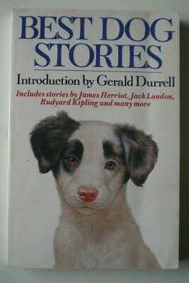 Best Dog Stories Introduced by Gerald Durrell - Pan Books 9780330317351