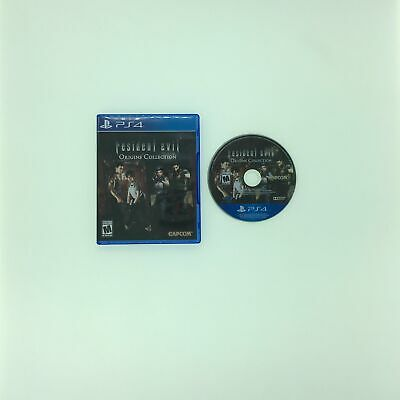 Resident Evil: Origins Collection • Sony PlayStation 4 PS4