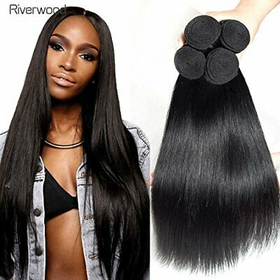 malese Virgin straight Hair 4 Bundles 100% Raw Unprocess(10 12 14 16)