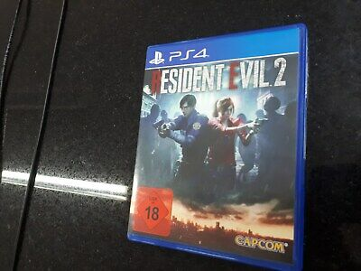 Resident Evil 2 Playstation 4 Ps4