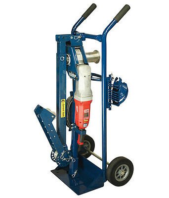 Current Tool 33 High Speed Cable Puller 3000# Rated W/ Mobile Cart