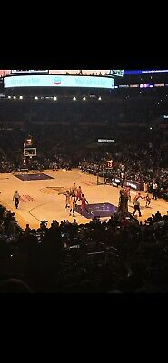 LOS ANGELES LAKERS vs HOUSTON ROCKETS 2 TICKETS 02/21 SECTION 209