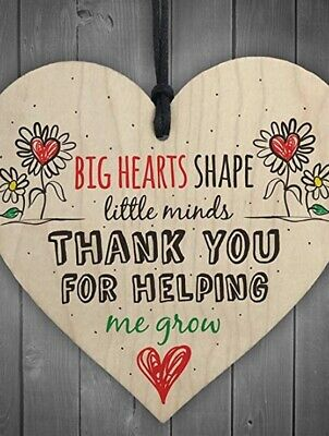 Teacher Gift Sign Thank You Teaching Assistant Nursery Teacher End Of Term