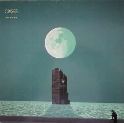 Mike Oldfield - Crises (LP, Album) Vinyl Schallplatte - 145423