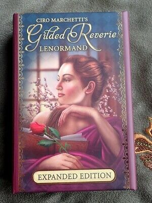 Gilded Reverie Lenormand Oracle Deck Expanded Version