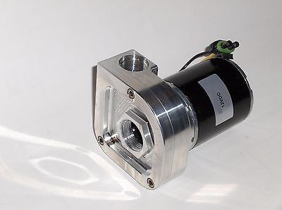Zeke's Engineering, Model ZL20, 12 Volt, 12 V Remote, Electric Water Pump