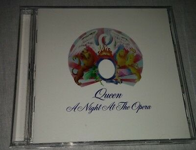 "QUEEN ""A Night At The Opera"" - 2011 Hollywood REMASTERED, 2 CD, Bonus Tracks"