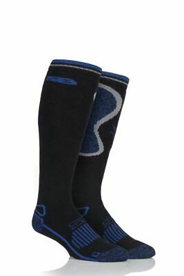Storm Bloc With Blueguard Long Wool Blend Country Socks 4-8