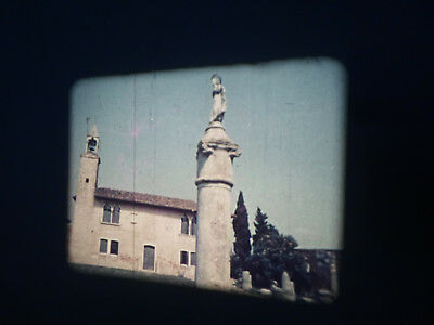 16mm sound THE SEASONS SUMMER. Italy travelogue from the 50's.
