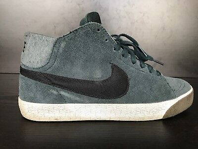 detailed look 80c93 90a78 Nike Blazer Mid LR Vintage Navy Suede Size 10 Sneakers Retro Skate  510965-309