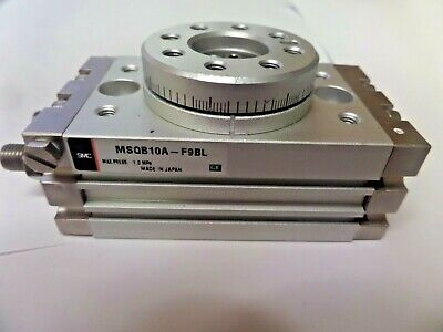SMC Rotary Actuator Table MSQB10A-F9BL MSQB10AF9BL New