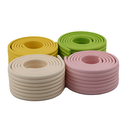 Baby Table Edge Corner Cushion Guard Strip Softener Safety Bumper Protector 6A