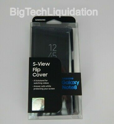 Samsung S-View Flip Cover for Samsung Galaxy Note 8 #kAn8