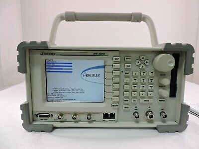 Aeroflex P25 Wireless Radio Test Set, IFR2975, 90 Day Warranty - Fully Tested -
