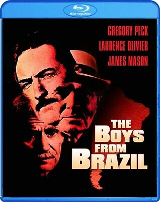 THE BOYS FROM BRAZIL New Blu-ray Laurence Olivier Gregory Peck James Mason