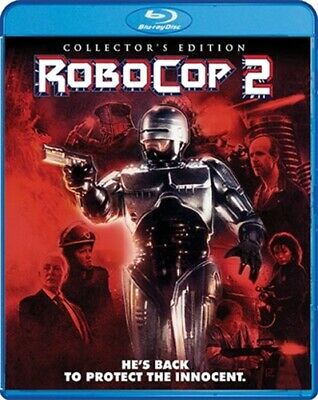 ROBOCOP 2 New Sealed Blu-ray Collector's Edition