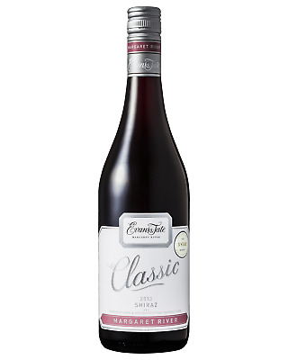 Evans & Tate Classic Margaret River Shiraz Red Wine 750mL bottle